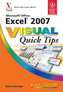 Microsoft Office Excel 2007  Visual Quick Tips