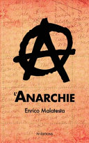 L'Anarchie ebook