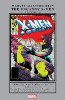 Uncanny X Men Masterworks Vol  10