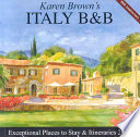 Karen Brown's Italy B&B