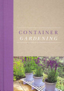 Container Gardening by Royal Horticultural Society
