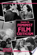 Issues in Feminist Film Criticism by Patricia Erens PDF