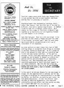 Pdf The National Rural Letter Carrier