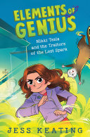 Nikki Tesla and the Traitors of the Lost Spark (Elements of Genius #3)