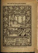 Decorative Art of William Morris and His Work