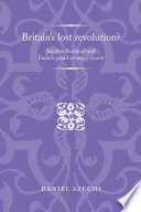 Britain s lost revolution  Book