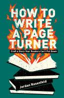 How To Write A Page-Turner Pdf/ePub eBook