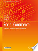 """Social Commerce: Marketing, Technology and Management"" by Efraim Turban, Judy Strauss, Linda Lai"