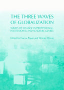 Pdf The Three Waves of Globalization Telecharger