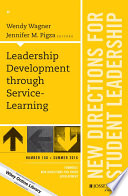 Leadership Development Through Service Learning
