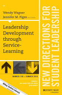 Leadership Development Through Service Learning