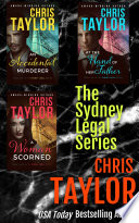 The Sydney Legal Series Boxed Set Collection - Books 1-3