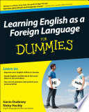 """""""Learning English as a Foreign Language For Dummies"""" by Gavin Dudeney, Nicky Hockly"""