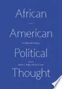 African American Political Thought