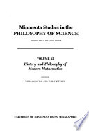History and Philosophy of Modern Mathematics