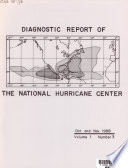 Diagnostic Report of the National Hurricane Center Book