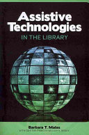 Assistive Technologies in the Library Pdf/ePub eBook