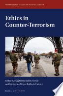 Ethics in Counter-Terrorism