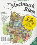 The Macintosh Bible/CD-ROM Combo