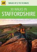 AA 30 Walks in Staffordshire