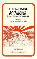 The Japanese Experience In Indonesia