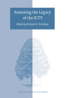 Assessing the Legacy of the ICTY