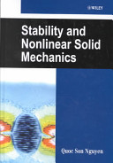Stability And Nonlinear Solid Mechanics Book PDF