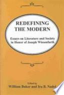 Redefining The Modern