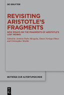 Revisiting Aristotle's Fragments [Pdf/ePub] eBook
