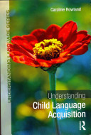 Cover of Understanding Child Language Acquisition