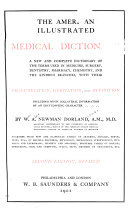 The American Illustrated Medical Dictionary ebook