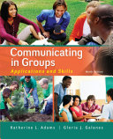 Communicating in Groups Book PDF