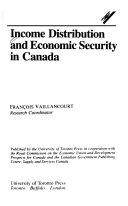 Income Distribution and Economic Security in Canada