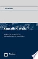 Kenneth N. Waltz