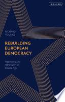 Rebuilding European Democracy