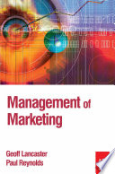 Management Of Marketing PDF