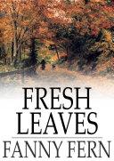 Fresh Leaves Pdf/ePub eBook