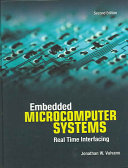 Embedded Microcomputer Systems Book