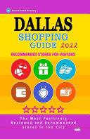 Dallas Shopping Guide 2022