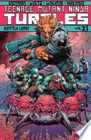 Teenage Mutant Ninja Turtles  Vol  21  Battle Lines