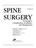 Spine Surgery Book PDF