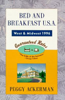 Bed and Breakfast  West and Midwest 1996