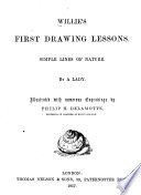 Willie s First Drawing Lessons Book