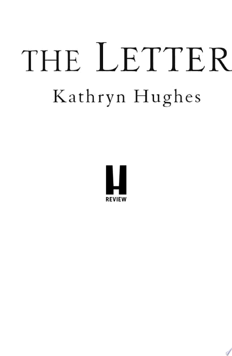The Letter image