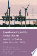 Decarbonisation and the Energy Industry