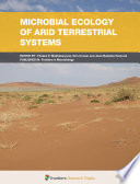 Microbial Ecology of Arid Terrestrial Systems