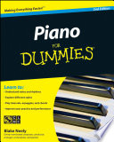 List of Dummies Piano E-book