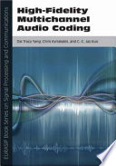 High fidelity Multichannel Audio Coding