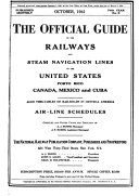 Pdf Official Guide of the Railways and Steam Navigation Lines of the United States, Porto Rico, Canada, Mexico and Cuba