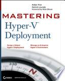 Mastering Hyper V Deployment Book